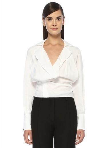 Jacquemus Gömlek Beyaz